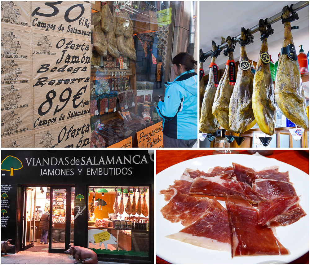Jamon collage
